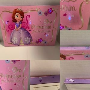 Disney Sophia the first led canva